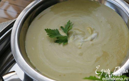 Рецепт Суп из чечевицы с луком