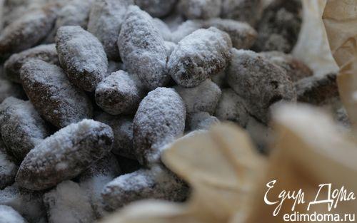 Рецепт Миндаль в шоколаде