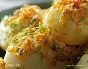 Молодой картофель по-кончаловски