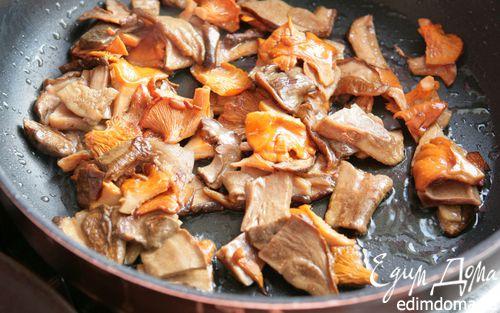 Рецепт Ризотто с грибами