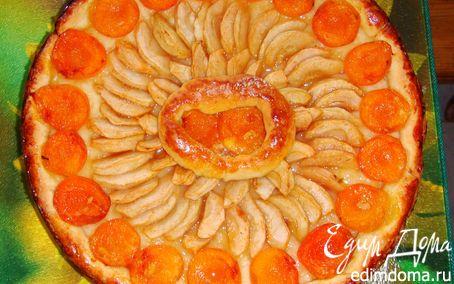 Рецепт Пирог с фруктами