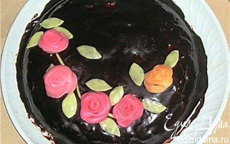Рецепт торт на киселе