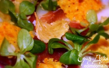 Рецепт Сырные чипсы