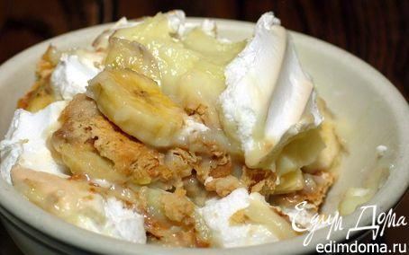 Рецепт Пудинг из бананов на пару в пароварке