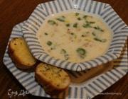Куриный суп-крем