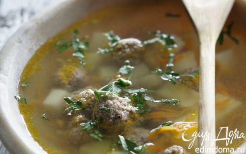 Рецепт Суп с фрикадельками