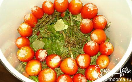 Рецепт Помидорки закусочные