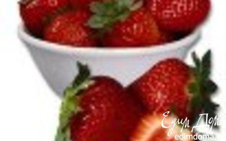 Рецепт Клубника со сливками
