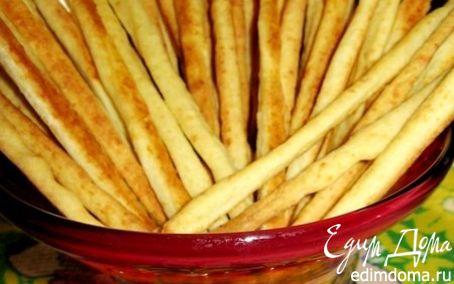 Рецепт Сырные палочки 212