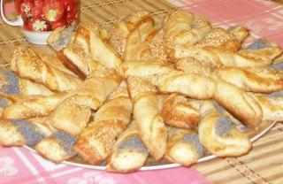 Рецепт Сырные палочки 219