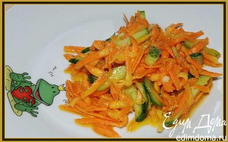 Рецепт Маринованная морковь