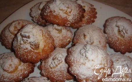 Рецепт Мини-кексы