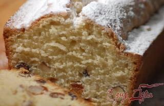 Рецепт Столичный кекс