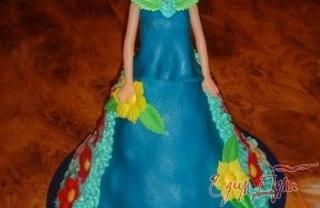 Рецепт торт Барби