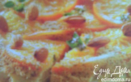Рецепт Апельсиновый торт с маком