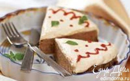 Рецепт Пирог с куриной печенкой