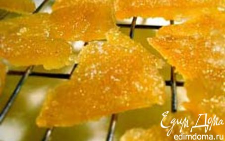 Рецепт Апельсиновые цукаты