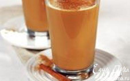Рецепт Кофе латте с корицей