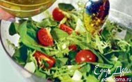 Рецепт Итальянский овощной салат