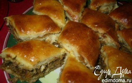 Рецепт Вкусный пирог