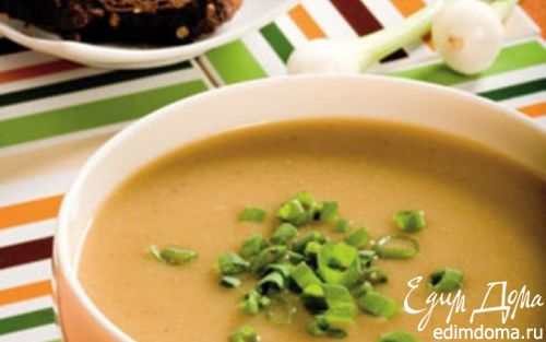 Рецепт Суп-пюре из белых грибов