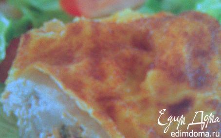 Рецепт Кордон-блю с грибами