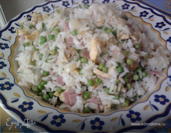 Рис по-кантонски
