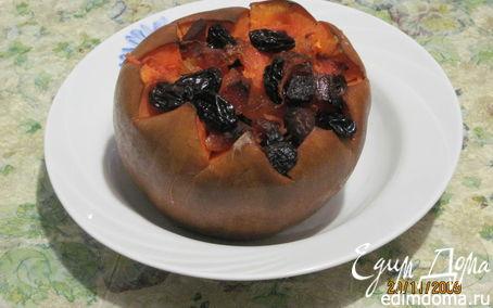 Рецепт Тыквенный десерт