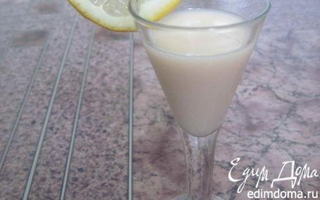 Рецепт Яичный ликер