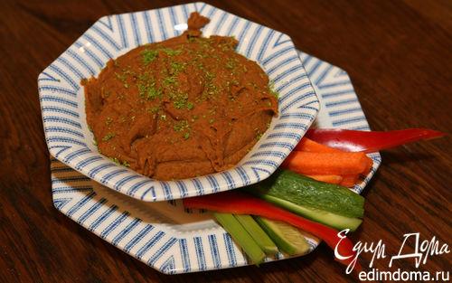 Рецепт Хумус из фасоли