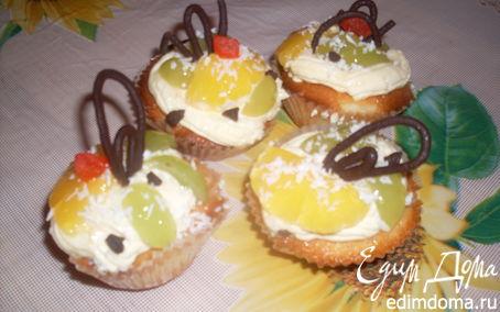 Рецепт Мини-тортики