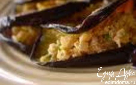 Рецепт Баклажаны с тунцом