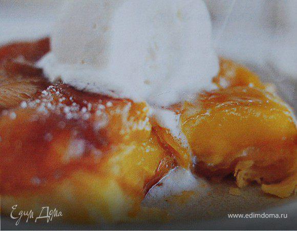 Тарталетки с манго