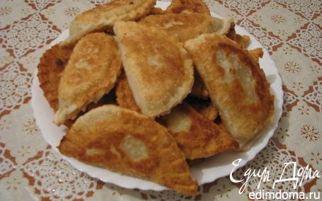 Рецепт Чебуреки -капустняки