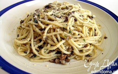 Рецепт Спагетти с грибами