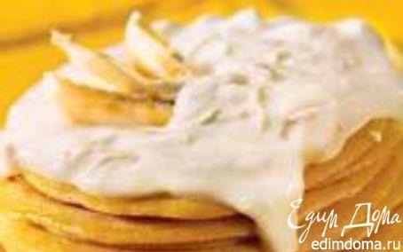 Рецепт Блинчики банановые