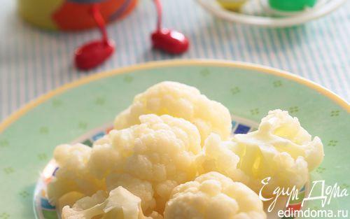 Рецепт Цветная капуста с сыром