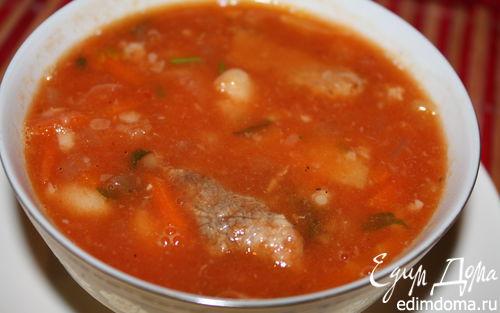Рецепт Мексиканский Чили-Кон-Карне