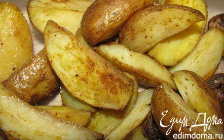 Рецепт Картошка по-селянски