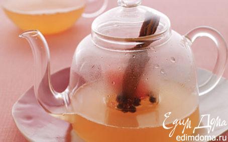 Рецепт Тёплый напиток из грейпфрута