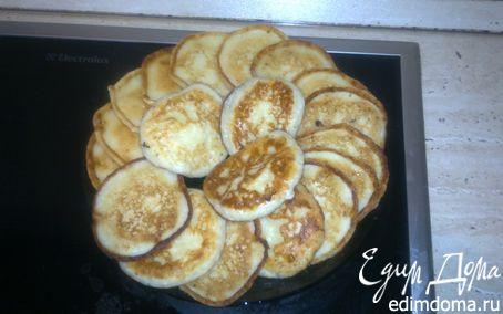 Рецепт Нежные сырники
