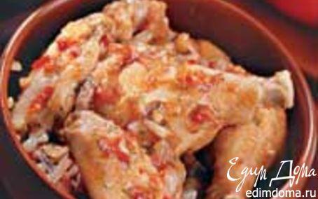 Рецепт Чахохбили из курицы - 2