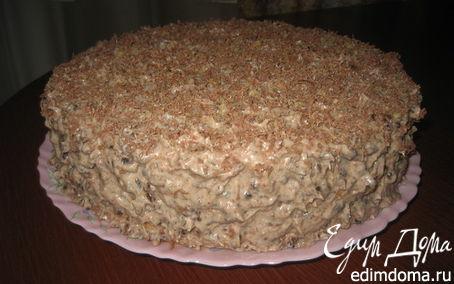 Рецепт Любимый торт с черносливом