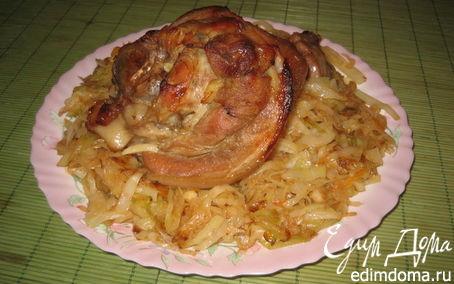 Рецепт Свиная рулька запечёная