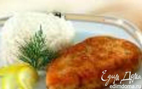 Рецепт Диетические рыбные котлетки