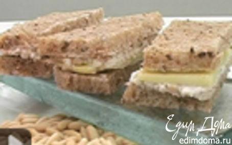 Рецепт Веселый сэндвич для разносторонних личностей