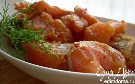 Рецепт Рыба хе