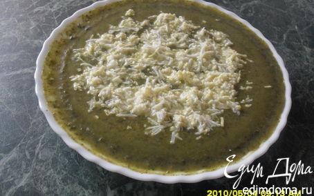 Рецепт Суп-пюре из крапивы и сельдерея