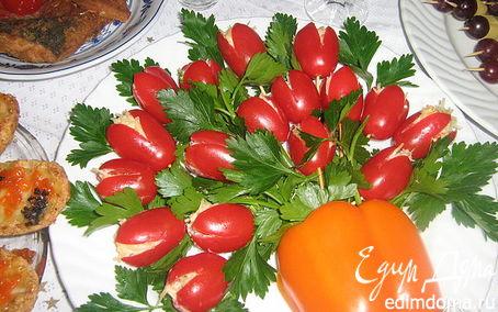 """Рецепт """"Весенний букет"""""""