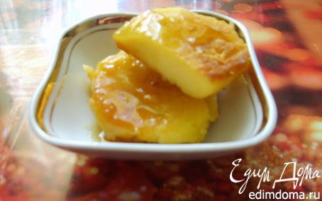 Рецепт Кукурузные шанежки с сыром
